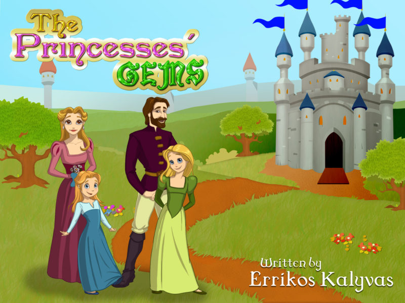 The Princess' Gems (iBooks Version)